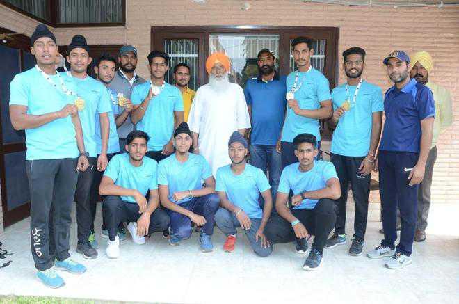 Punjab rowers shine
