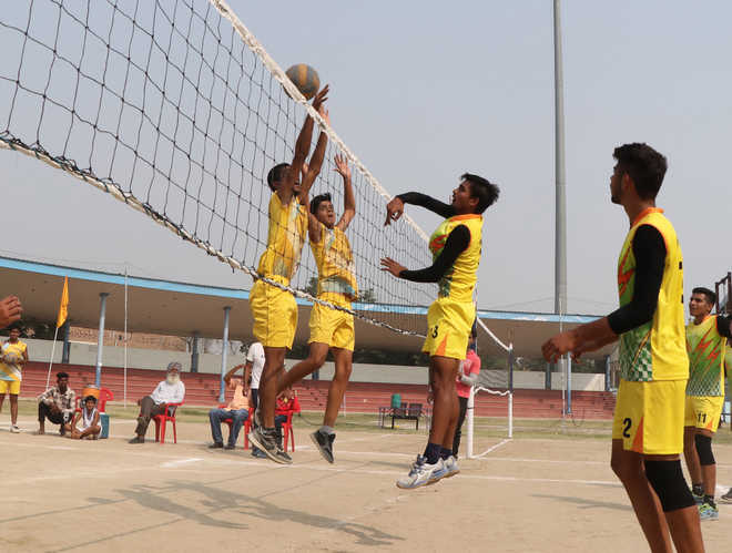Three-day district-level games conclude
