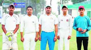 4 local boys selected for Punjab team