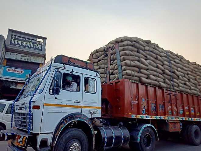 Overloaded trucks put lives at risk