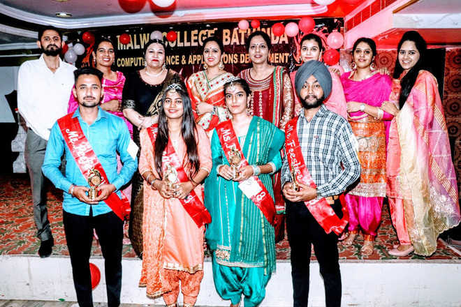 Freshers' party for BCA students organised