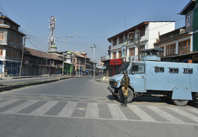 Kashmir shuts over Kulgam deaths