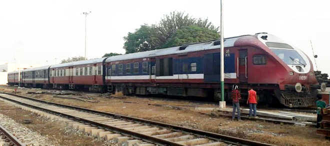 Railways suffer Rs 60 lakh loss