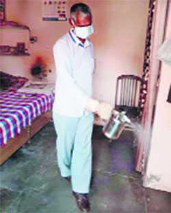 Dist sees decline in dengue cases