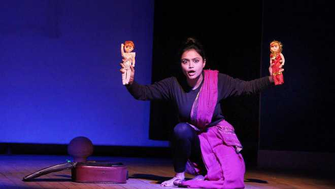 #MeToo finds reference in theatre group Yuvaa's 'Muzeum'