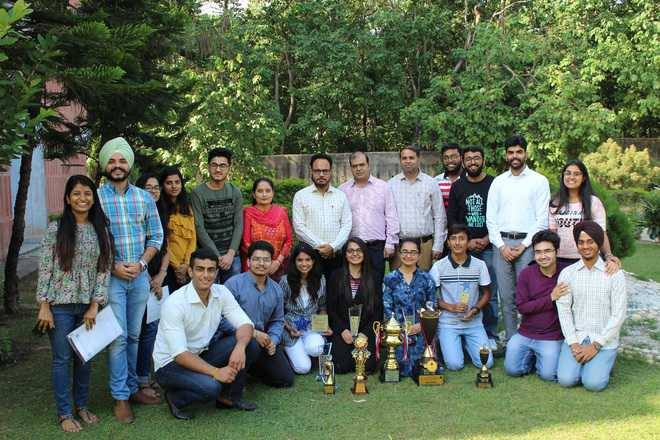 UILS team wins 12th BR Sawhney National Moot Court Competition