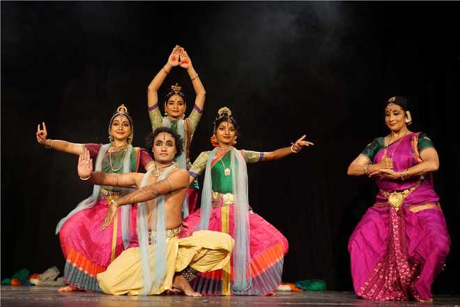 8-day National Classical Dance Festival begins today