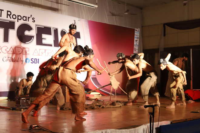 Annual tech fest held at IIT-Ropar