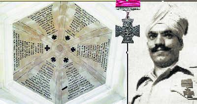 Bhandari Ram - A gallant Dogra from Bilaspur