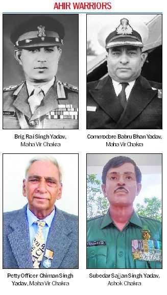 Demand for Ahirwal regiment in Army gains momentum