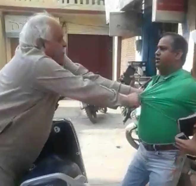 Ex-Jalandhar Mayor booked for assaulting MC inspector
