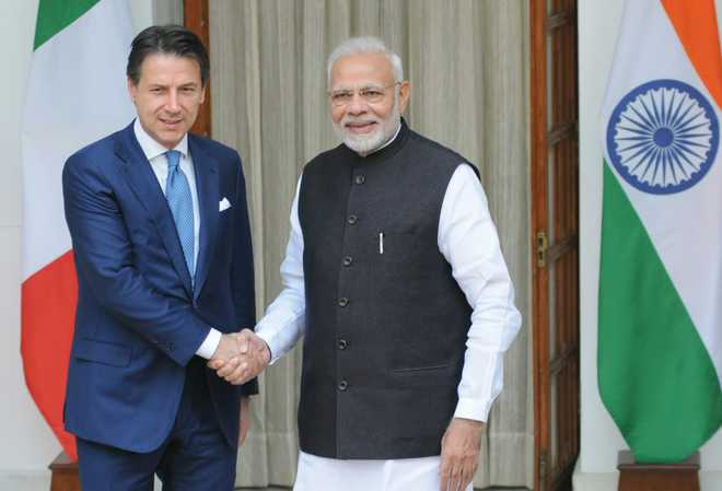 India, Italy push for enhanced trade, investment