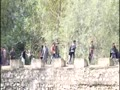 Kashmiri youth engage in stone pelting near encounter site