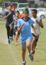 Zonal meet concludes, athletes have a field day
