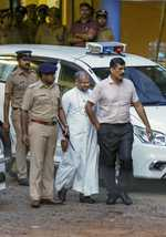 Bishop granted bail, told to leave Kerala