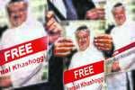 Khashoggi's 'last piece' calls for free press