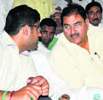 INLD close to split, Chautala vows to act against Dushyant