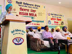 Farmers urged to adopt scientific methods in agriculture at Kisan Mela