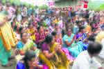 Rumours spark protest at Sabarimala