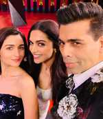 Koffee With Deepika, Alia and the 'elephant in the room'