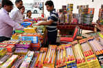 SC fixes 2 hours for bursting crackers on Diwali, other festivals