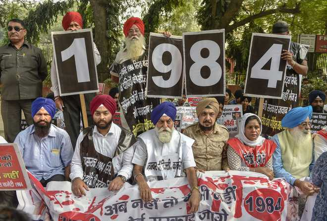 '84 riots: Sikh forum seeks timely completion of SIT probe