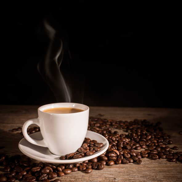 Hot coffee has higher levels of antioxidants than cold brew