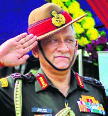 New battle groups to face Pak, says Army chief