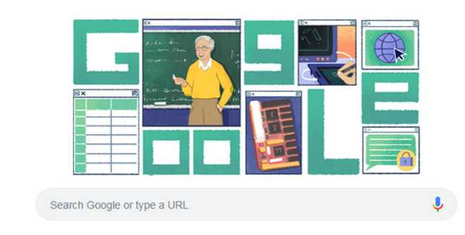 Google celebrates professor who foresaw Internet's impact