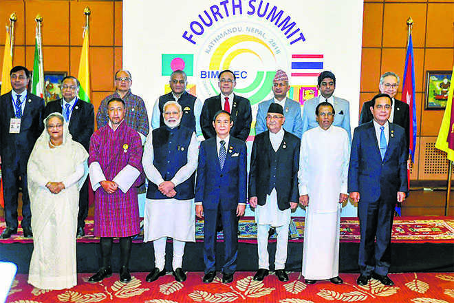 Why China's influence in BIMSTEC is growing