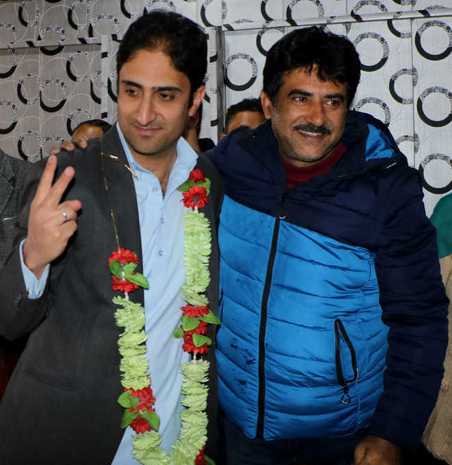 Junaid Mattu elected mayor