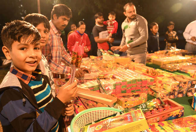 For sellers, it isn't a cracker of a Diwali