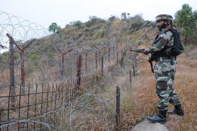 Soldier injured in sniper fire along LoC in Rajouri