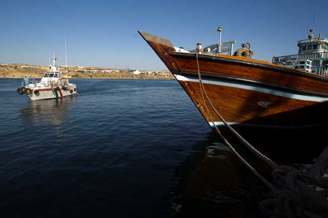 US exempts India from certain sanctions over Chabahar Port in Iran