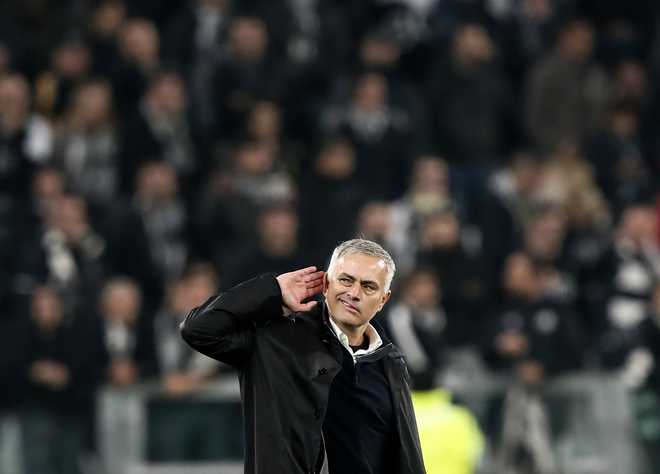 Mourinho claims he 'didn't insult' Juventus in celebration row