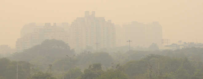Post Diwali, G'gram wakes up to 'hazardous' morning