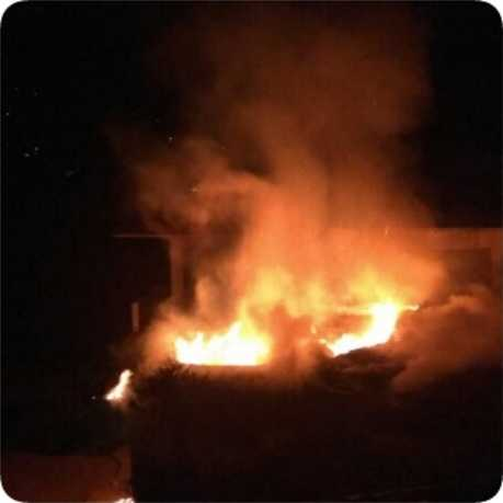 2 houses destroyed in Chamba fire