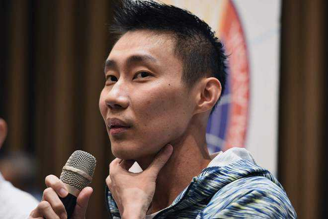 Cancer fighter Lee Chong Wei eyes Tokyo gold