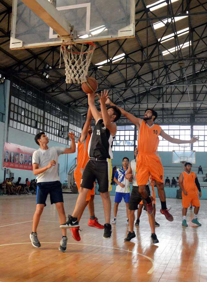 Ludhiana district, LBA register two consecutive wins in basketball c'ship