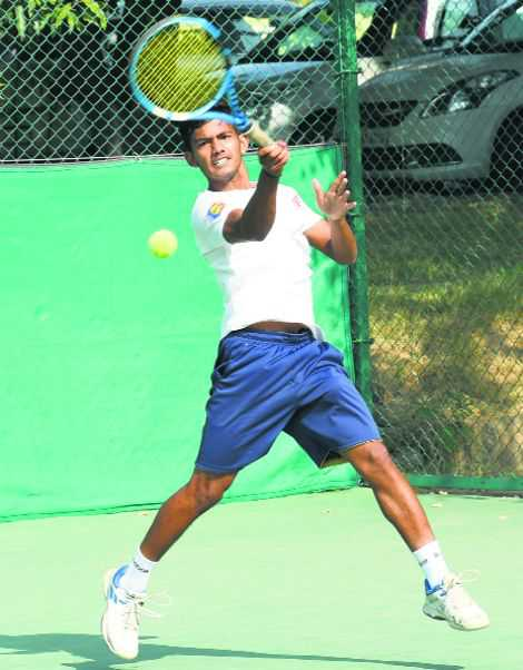 Shashikant sails into 2nd round