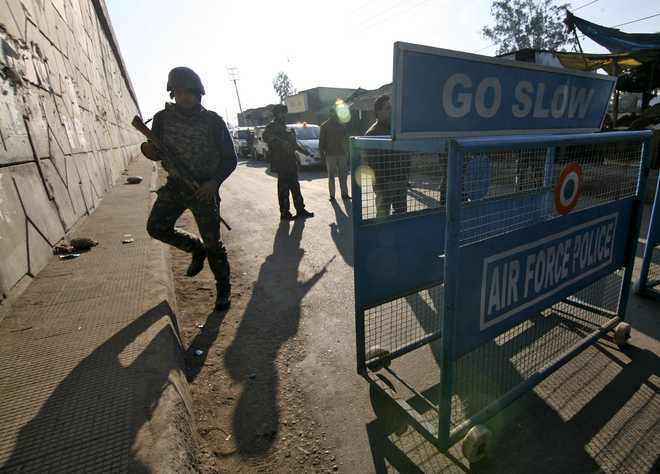4 people snatch SUV in Pathankot; security tightened