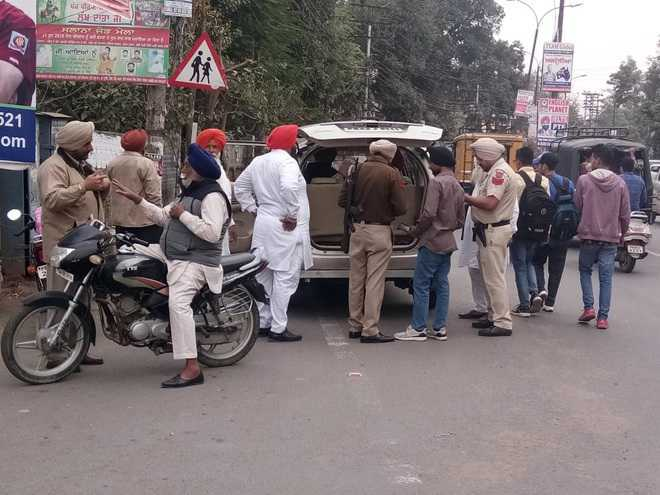 Terrorists 'sneak in', might be heading to Delhi from Punjab: Counter intelligence