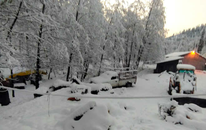 Image result for manali snow