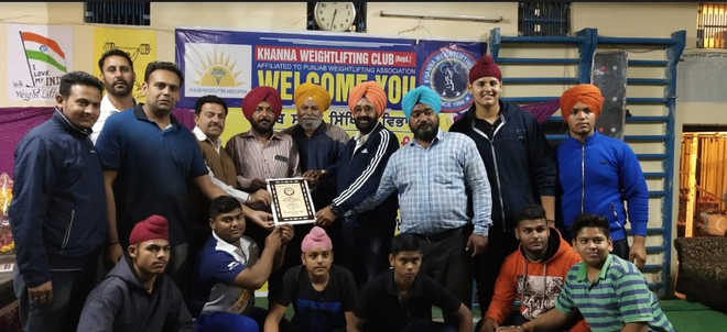 Ludhiana district wins 3 team c'ships