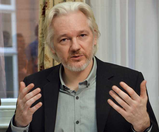 Julian Assange charged in United States: WikiLeaks