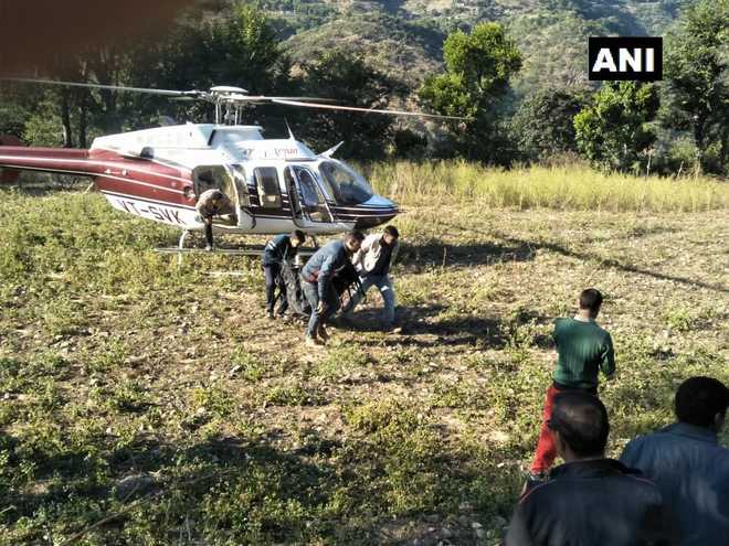 14 killed as bus rolls down gorge in Uttarakhand