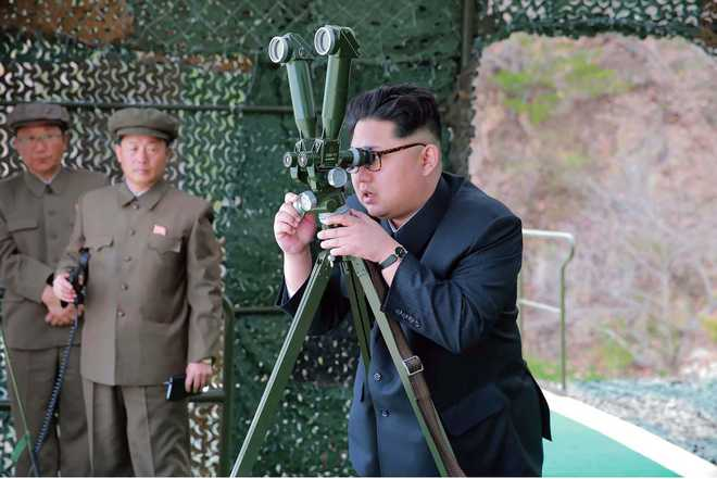 N Korea's new 'tactical' weapon test highlights military modernisation