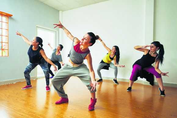Dance gives a spin to education
