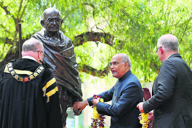 Kovind calls for boost to India-Australia trade ties