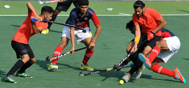 Mumbai XI, Air India sail into semis
